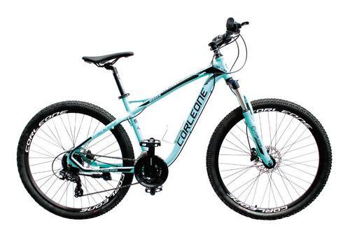 Bicicleta corleone aluminio shimano rin 29 freno hidraulico