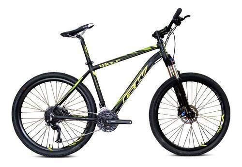 Bicicleta gw wolf 27,5 shimano altus bloq. suspension sunto