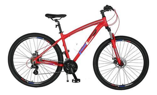 Bicicleta mtb aluminio plr 27.5 shimano altus 21vel bloqueo