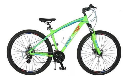 Bicicleta mtb plr 27.5 shimano alivio 24v hidraulico bloqueo