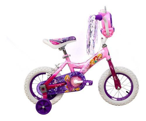 Bicicleta niña rin 12 pulgadas disney princesas recatea®