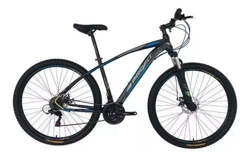 Bicicleta profit arizona z10 shimano tourney freno de disco