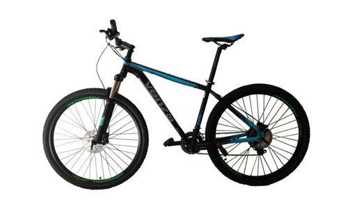 Bicicleta venzo icon 27.5 de 24vel hidraul bloqueo shimano