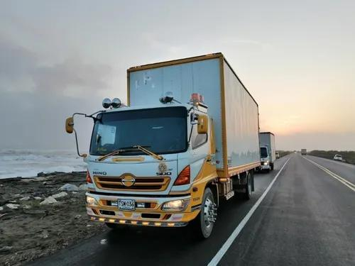 Camion hino fg8jcargo 10 toneladas 2016