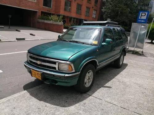 Chevrolet blazer modelo 1996, automatica muy buen estado!!