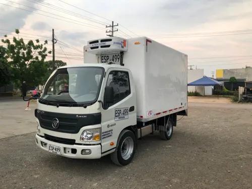 Foton aumark 2.8 ton euro iv bj1041 con furgón congelación