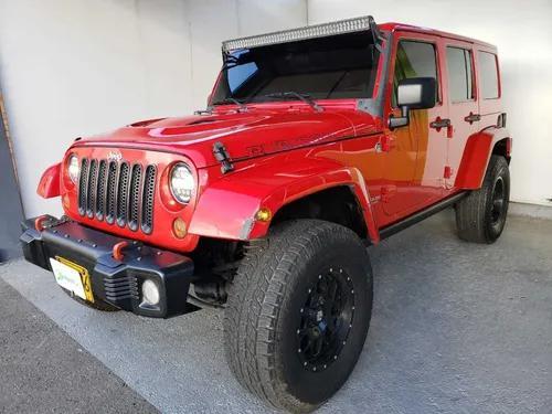 Jeep wrangler rubicon unlimited 5 puertas bloqueo diferencia