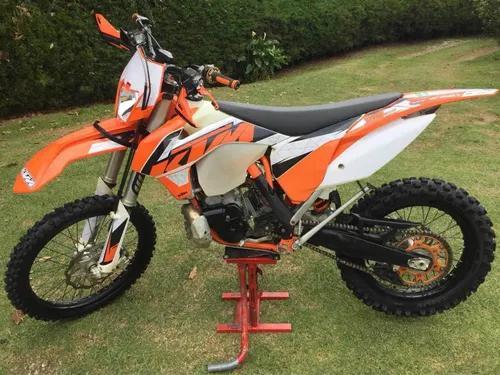 Ktm 300 exc 2 tiempos moto enduro 2016