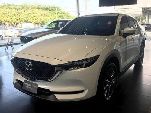 Mazda cx5 signature blanco 2.5l 2021