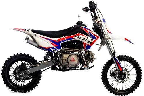 Motos motocross pitbike niños adultos polar 110 cc