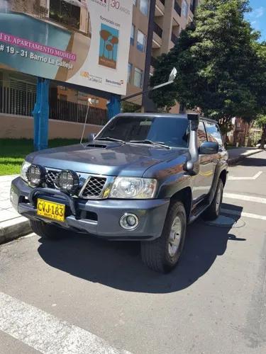 Nissan patrol 2007 diesel 4x4