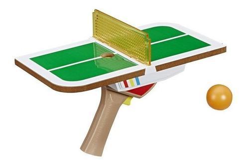 Tiny pong juego de tenis de mesa individual hasbro 33112