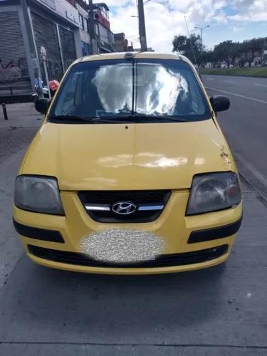 Vendo o permuto taxi hyundai atos 2012