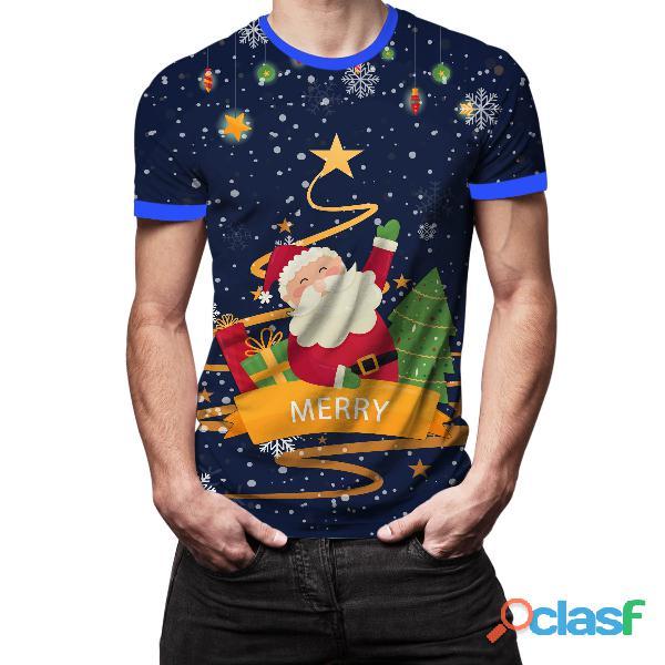 fabrica de camisetas navideñas para la familia