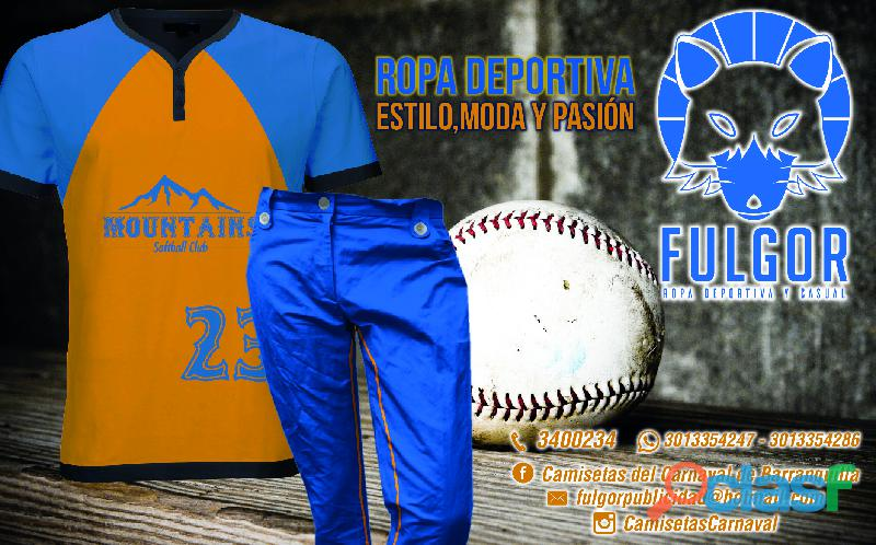 Fabrica de uniformes deportivos
