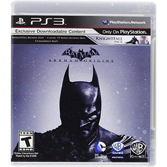 Batman arkham origins - playstation 3
