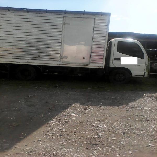 Camión foton mod. 2,015