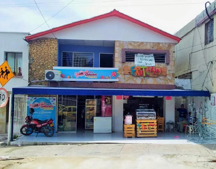 Casa en venta delicias, barranquilla