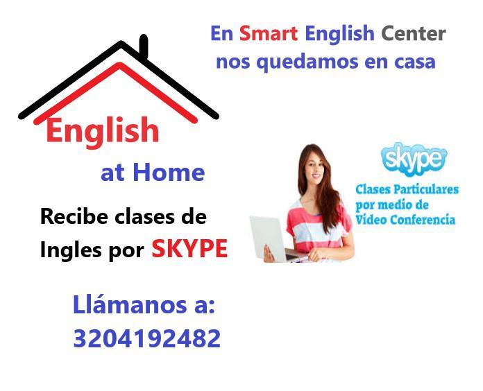 Date en casa clases ingles x skype toefl, ielts conversacion
