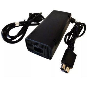 Fuente de poder xbox 360 slim adaptador corriente