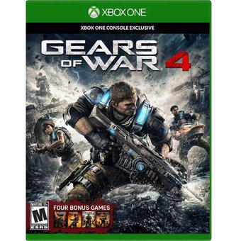 Gears of war 4 juego xbox one