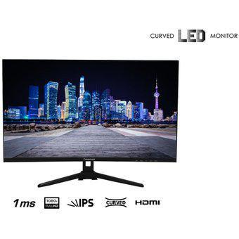 "Monitor gamer led compumax 32"" curvo full hd 1920x1080 ips"