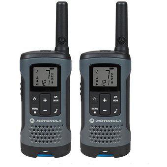 Radio motorola talkabout walkietalkie t200mc