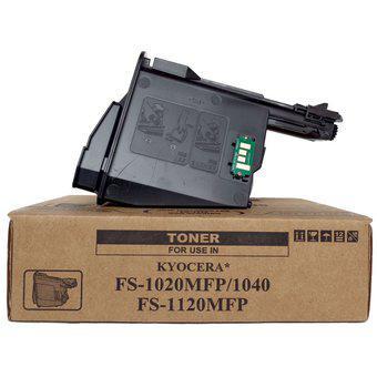 Toner compatible kyocera tk 1112 - negro