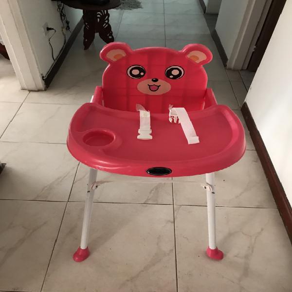 Vendó silla comedor para bebé