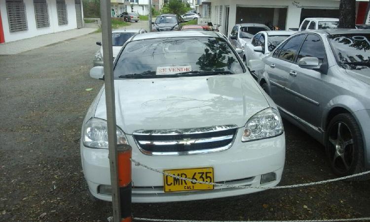 Vendo chevrolet optra modelo 2006