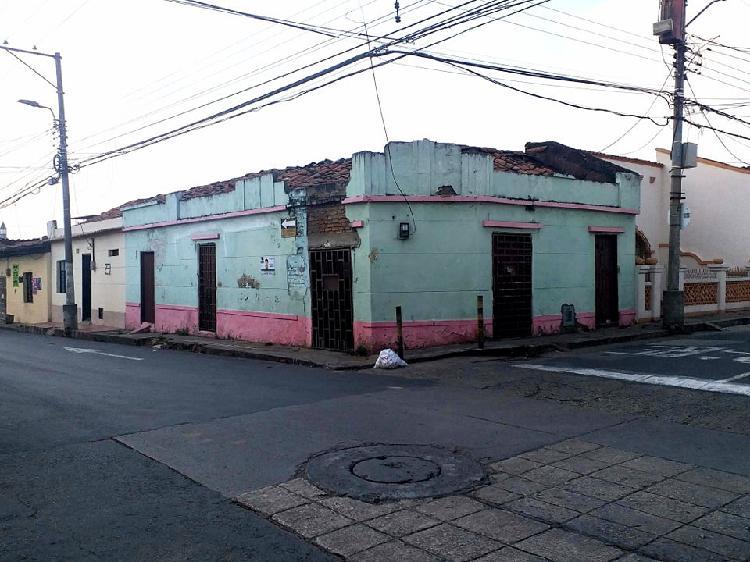 Casa lote esquinera en el barrio libertadores