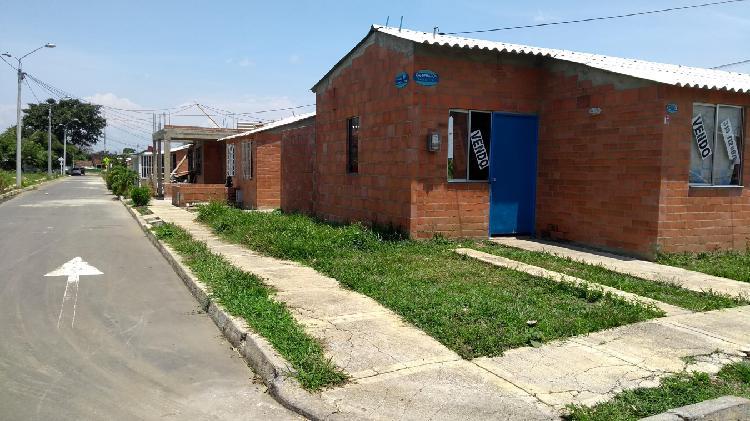 Vendo casa, jamundi valle del cauca, urbanización bonanza
