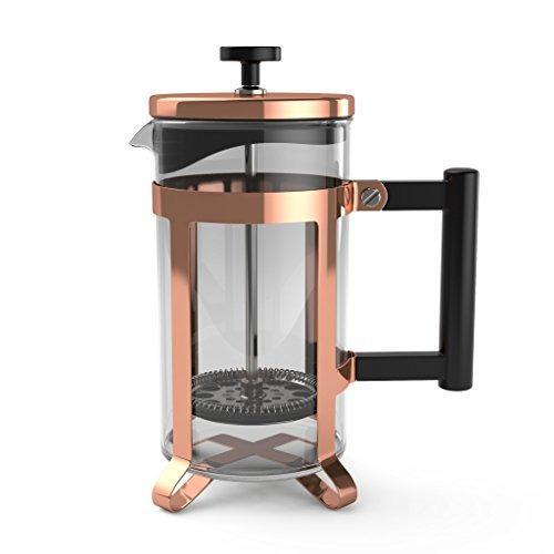 Bonvivo gazetaro iii i diseño francés cafetera y cafetera