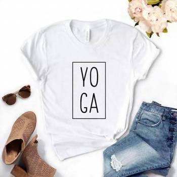 Camiseta yoga