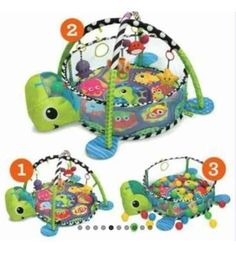 Gimnasio corral piscina de pelotas juego para tu bebé..