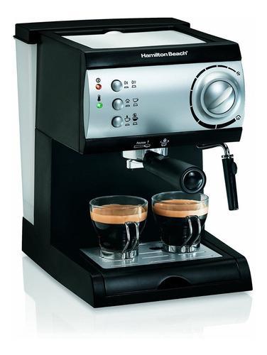 Hamilton beach 40715 cafetera cafe espresso capuchino