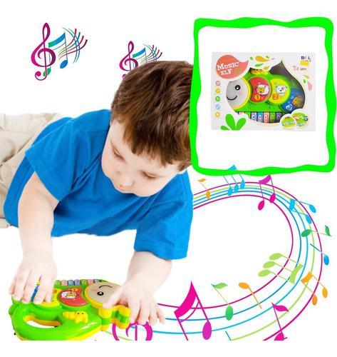 Mini piano sonidos bebes juguetes jugueterias didácticos