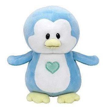 Peluche ty twinkles pinguino azul