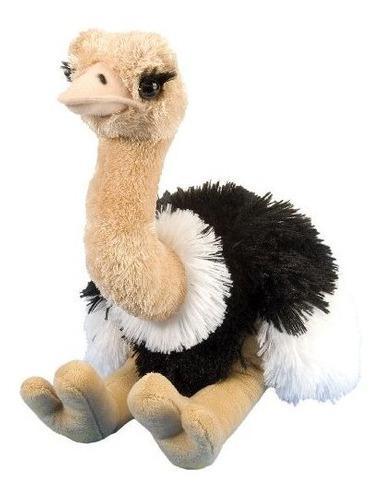 Salvaje felpa república avestruz, animal peluche, juguetes