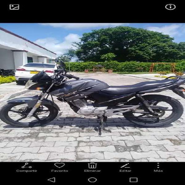 Cambio ybr 125 edicion especial por otra moto