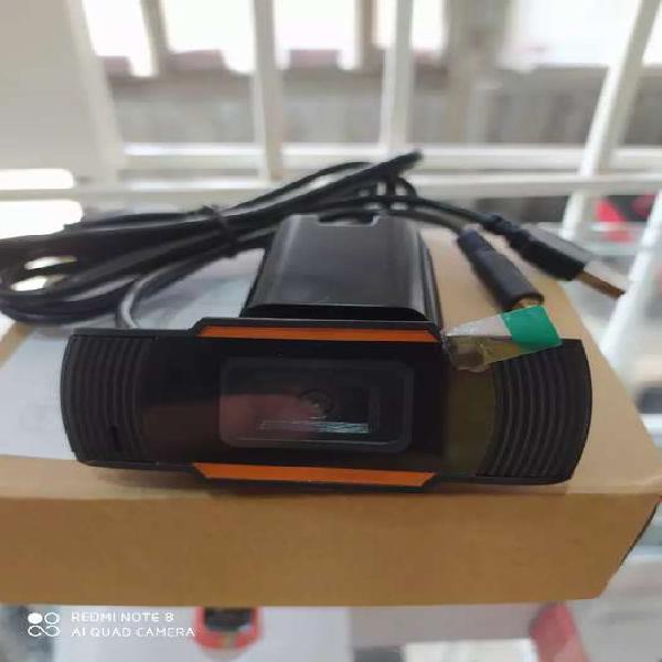 Camara web full hd 1080p excelente calidad y video nítido