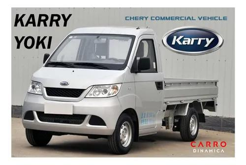 Chery mini truck karry yoki