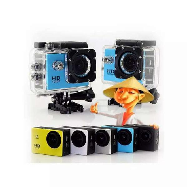 Cámara deportiva action camera