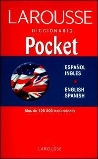 Diccionario pocket inglés/español - english/ spanish