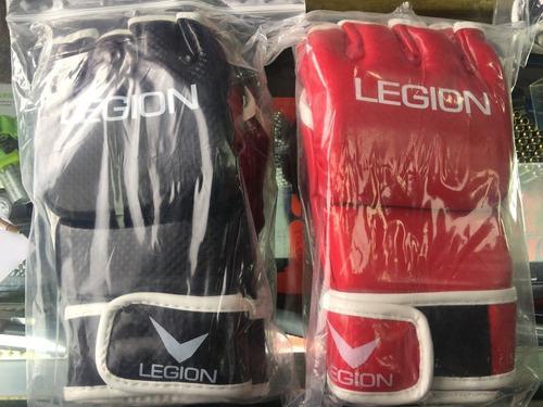 Guantes de artes marciales mixtas mma legion colores variado