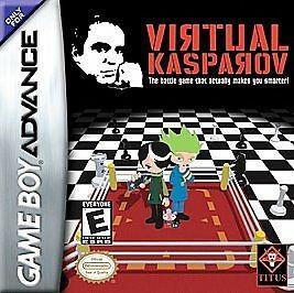 Kasparov virtual (nintendo game boy advance, 2002) - versió