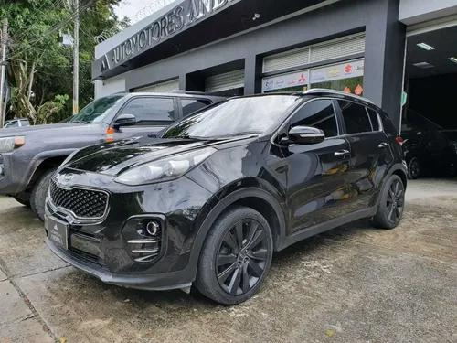 Kia sportage all new automatica sec 2017 2.0 fwd 403