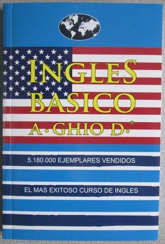 Libro ingles básico / a. ghio