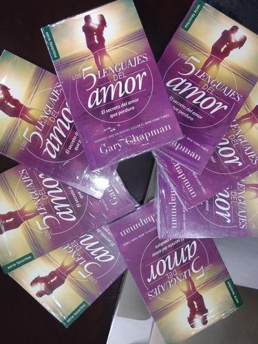 Libro los 5 lenguajes del amor gary champman nuevo original