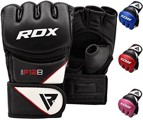 Rdx mma guantes engranaje de artes marciales sparring saco d